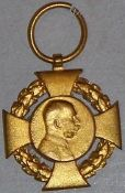 Austrian Miniature Medals