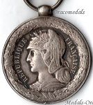 French Republic Medals - Wars & Colonial Campaigns, 1870-1914