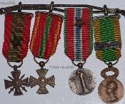 French Miniature Medals