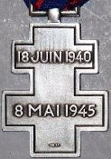 French WWII & Resistance Medals & Badges