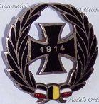 German WWI Patriotic  Brooches & Pins