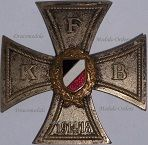 Prussian Veterans Associations WWI Medals (Weimar Republic incl.)