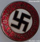 NAZI Germany WWII NSDAP Badges & Tinnies