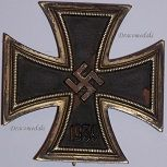 NAZI Germany WWII Iron Cross 1939