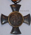 German Medals & Crosses for Meritorious & Long Military Service