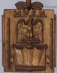 MVSN Militia (Blackshirts) Medals & Badges
