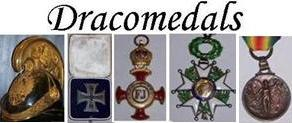 Thailand WW1 Order Crown Commander Badge Medal 3rd Class 1st type Thai Military Civil Siam Siamese Mongkut Rama IV 1869 - Dracomedals Medals-Orders Medals Orders Decorations